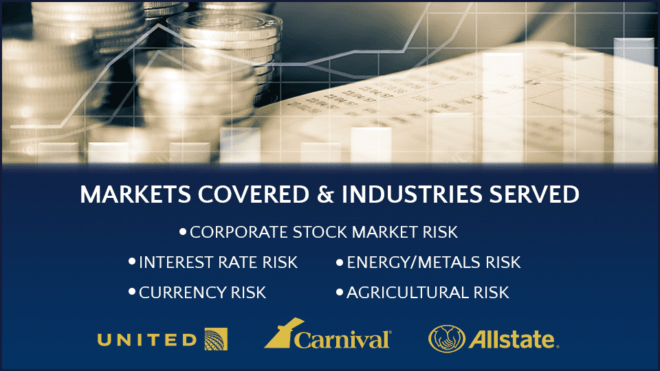 Markets Covered